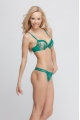 Трусы Cheeky girl green string
