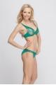 Трусы Cheeky girl green bikini