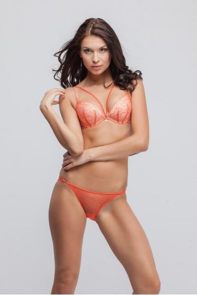 Трусы Orange summer bikini