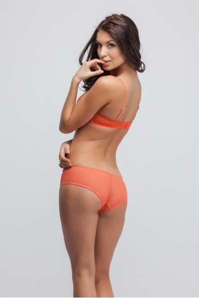 Трусы Orange summer hipkini