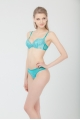 Трусы Bubble Gum Green tanga