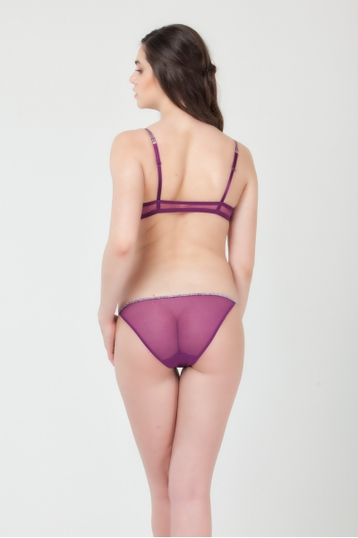Трусы Purple Pearl bikini