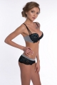 Трусы The Palace Black hipkini