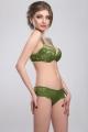 Трусы Paris Green bikini